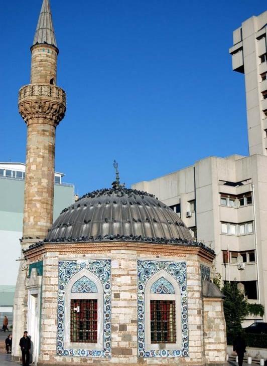 Izmir Konak Mosque