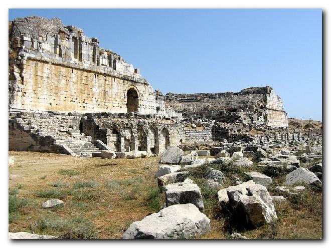 Priene Miletus Didyma 1