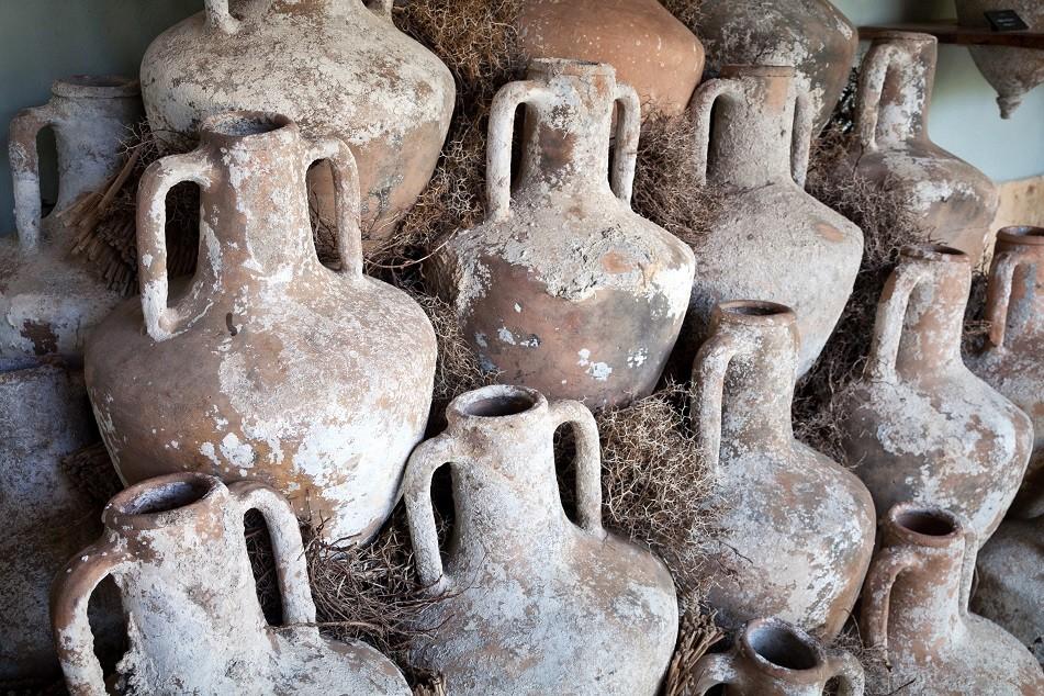 Amphoras, Bodrum Museum