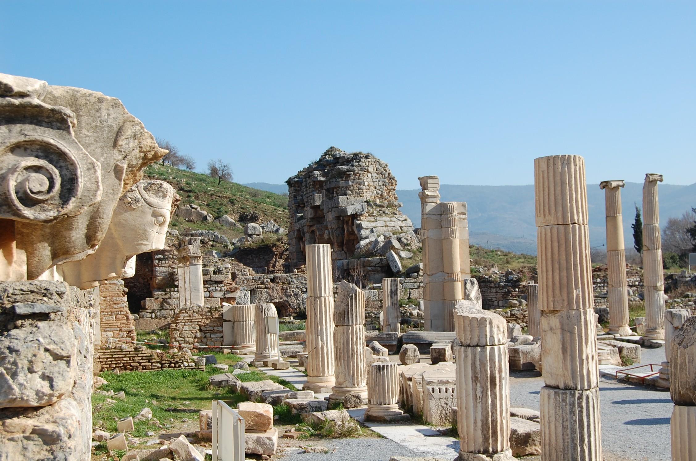 ephesus ruins