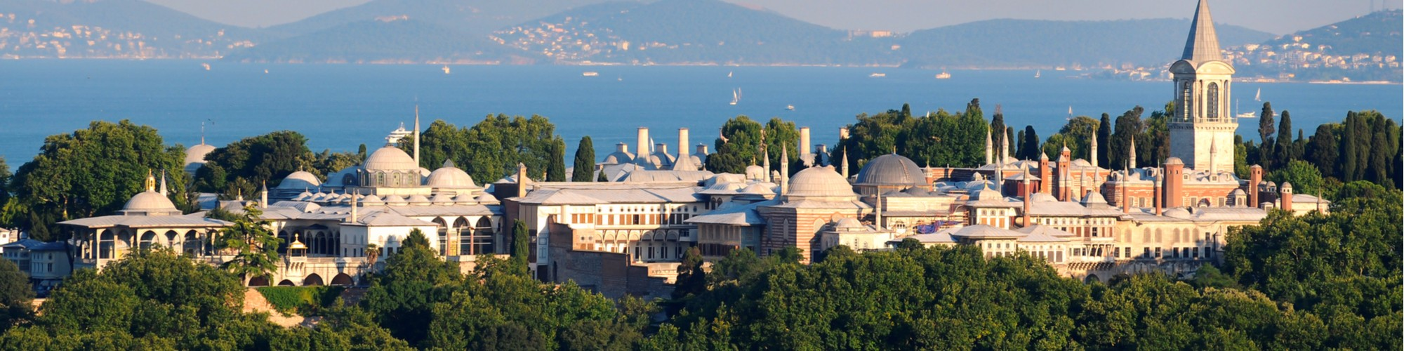 Topkapi Palace Overview, Istanbul
