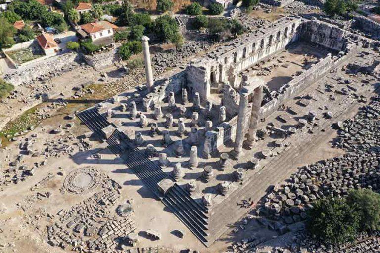 Apollon Temple Didyma