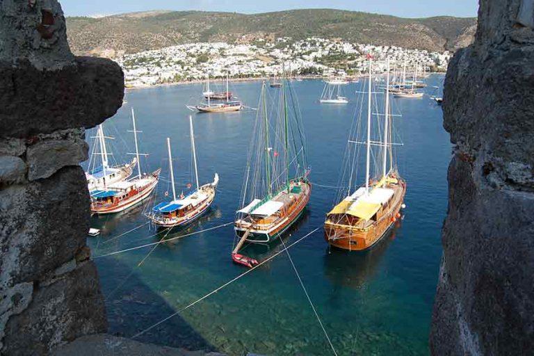Bodrum Gulet Boats