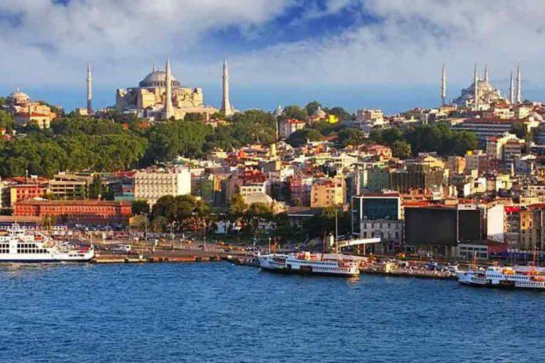Hagia Sophia Blue Mosque, Istanbul