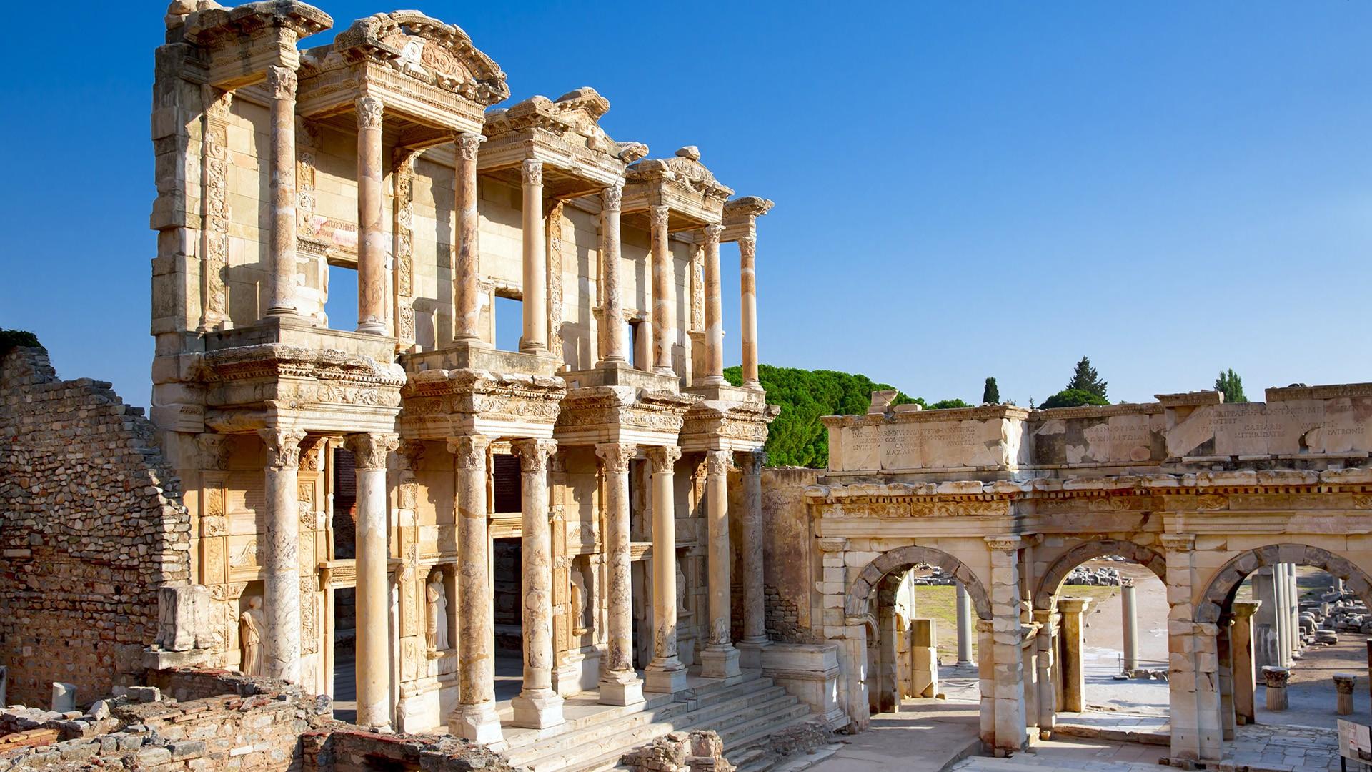 Kusadasi Ephesus Tours