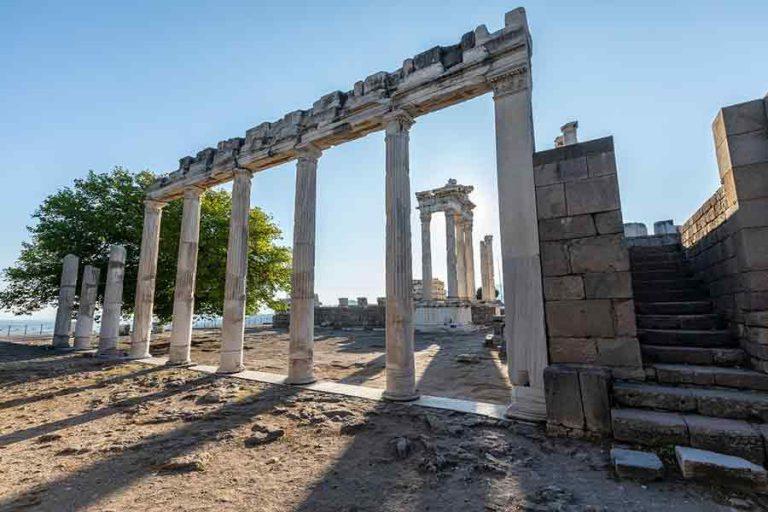 Pergamum Acropolis